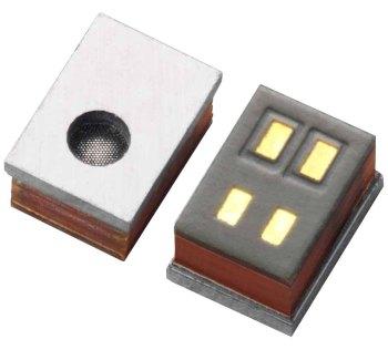 Изображение для CMOS MEMS чипов от компании 固态系统