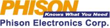 Логотип PHISON Electronics Corp.